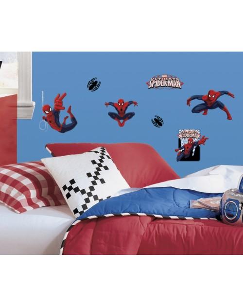 Naklejki - Niesamowity Spiderman
