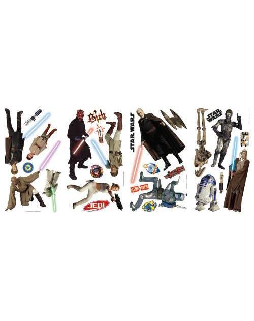 Naklejki - Star Wars