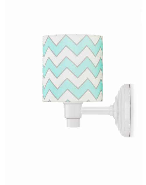 Kinkiet Chevron Mint