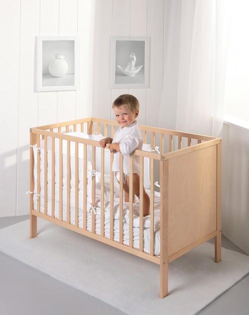 Łóżeczko 120x60 Eco Panel