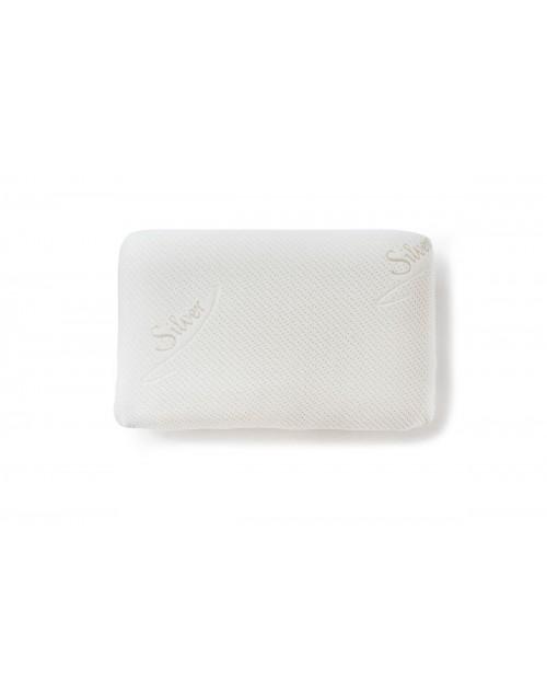 Poduszka FlexyPur Plus - pokrowiec Silver