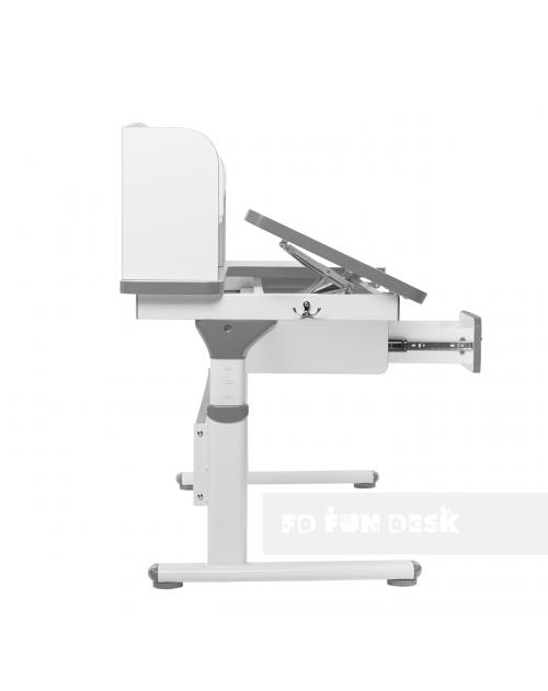 Creare Grey - Regulowane biurko