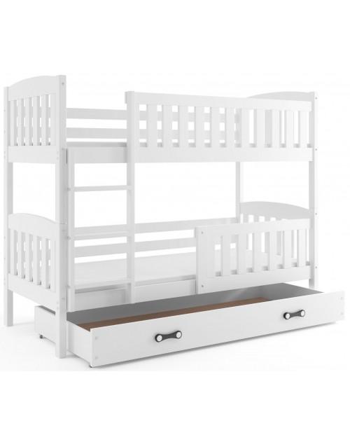 Łóżko piętrowe KUBUŚ