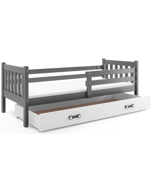 Łóżko parterowe CARINO