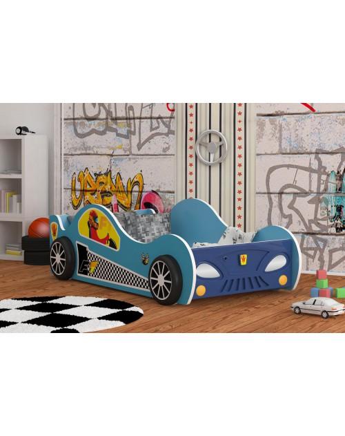 łóżko AJK Auto x Speed