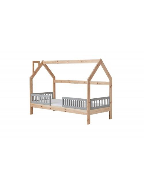 Łóżko domek 200×90 Pinio