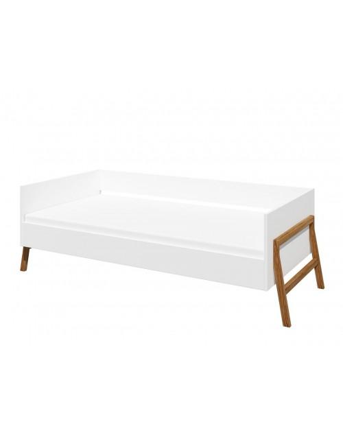 Lotta łóżeczko 80x160 białe