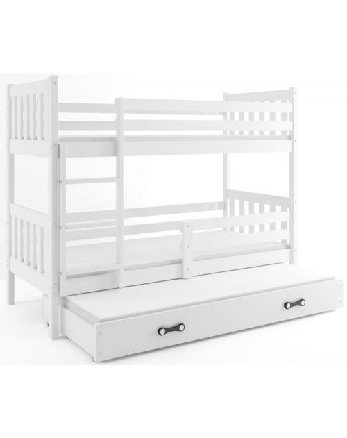 Łóżko trzyosobowe CARINO