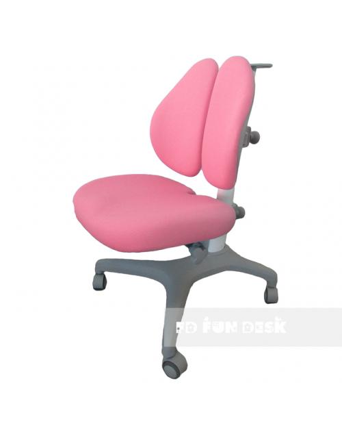 BELLO II PINK - Krzesełko z regulacją wysokości