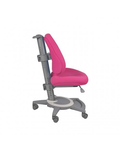 BRAVO PINK - Krzesełko z regulacją wysokości