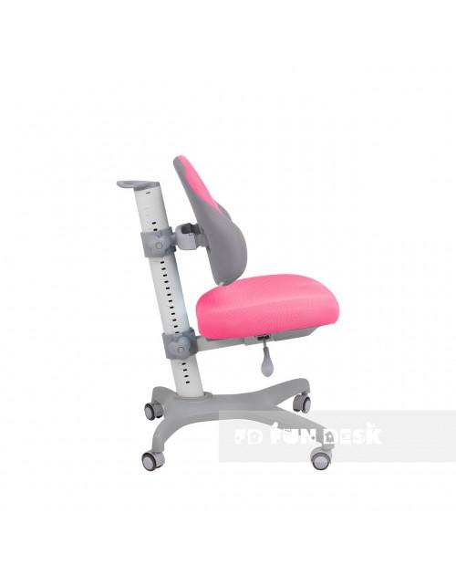 Inizio Pink - Krzesełko z regulacją wysokości