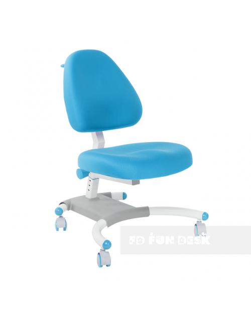 OTTIMO BLUE - Krzesełko z regulacją wysokości
