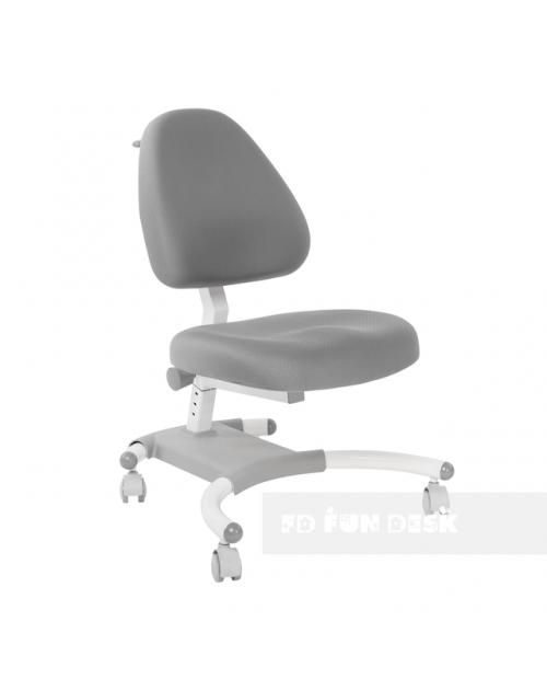 OTTIMO GREY - Krzesełko z regulacją wysokości