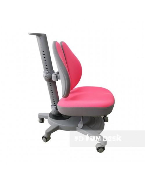 Pittore Pink- Krzesełko z regulacją wysokości