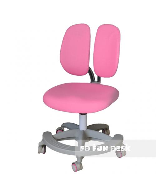 PRIMO PINK - Krzesełko z regulacją wysokości
