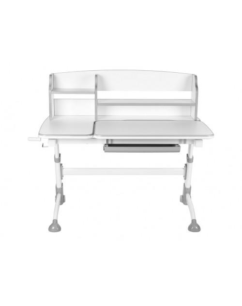 Amare II Grey - regulowane biurko