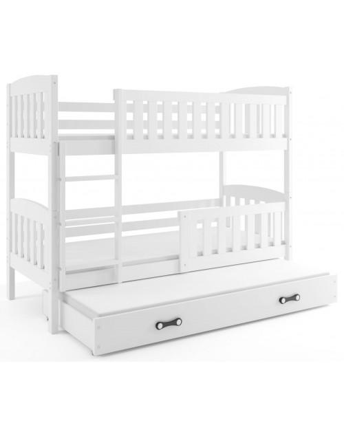 Łóżko trzyosobowe KUBUŚ