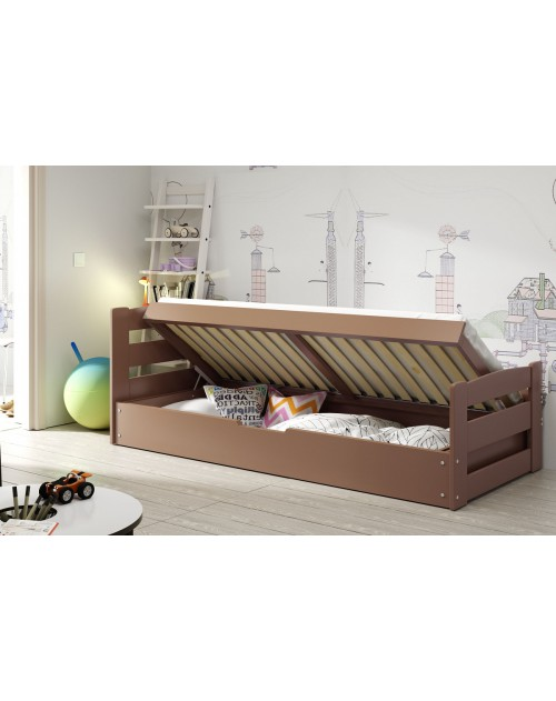 Łóżko Parterowe BMS Ernie