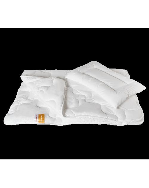 Ingeo - komplet: kołderka 135x100 + poduszka