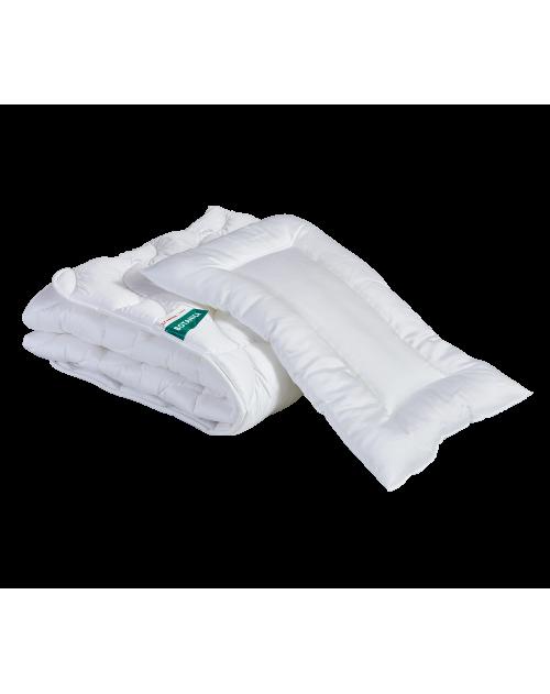 Tencel - komplet: kołderka 135x100 + poduszka