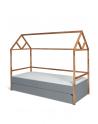 Łóżko Domek 200x90 Lotta
