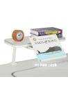 Półka na książki z podstawką
