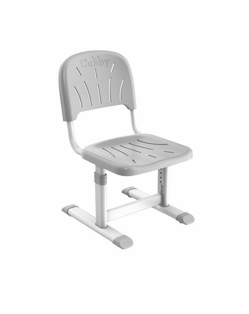 Miro Grey - Regulowane krzesełko dziecięce