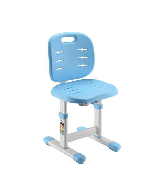 SST2 Blue - Regulowane krzesełko dziecięce FunDesk