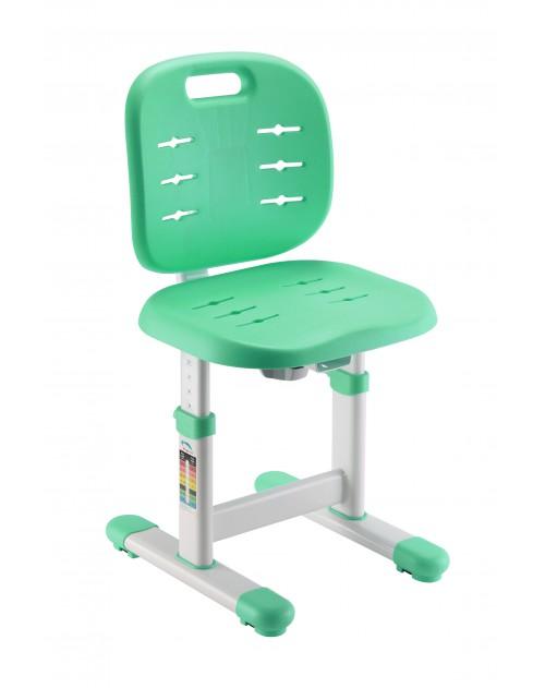 SST2-S Green- Regulowane krzesełko dziecięce FunDesk
