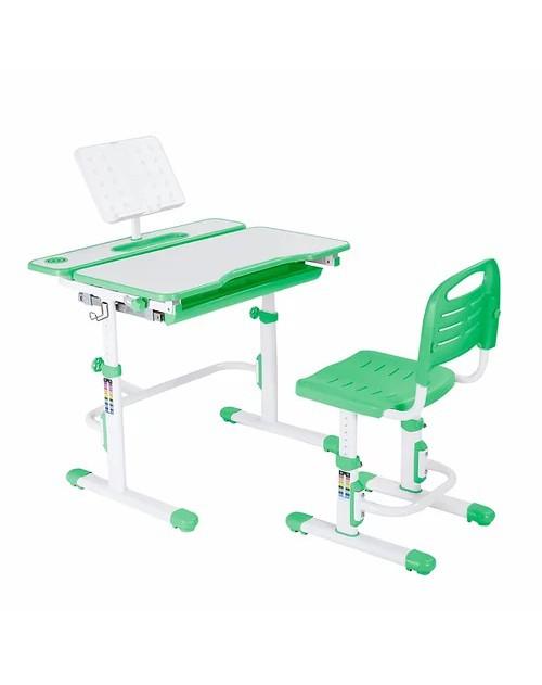 Botero Green - Biurko z krzesełkiem dla dzieci