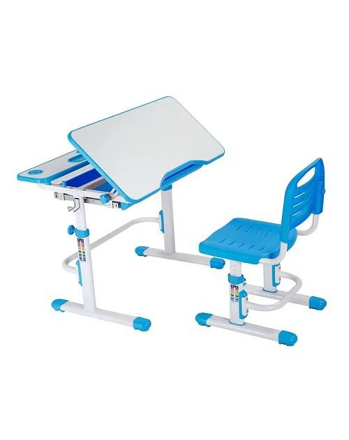 Botero Blue - Biurko z krzesełkiem dla dzieci