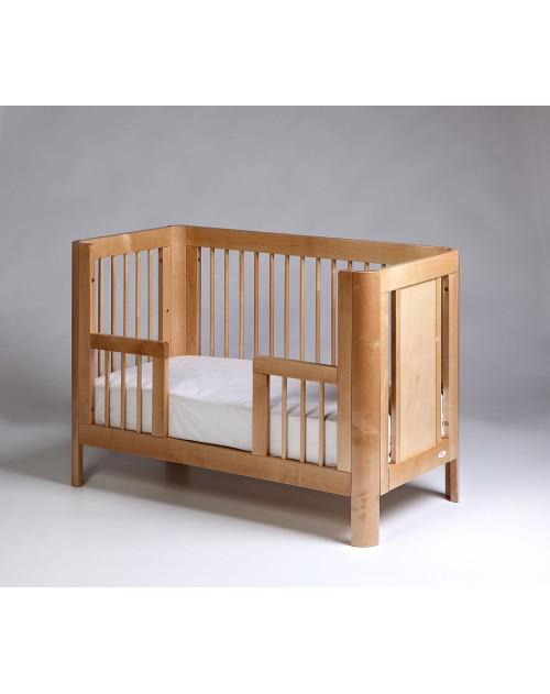 Toddler rail do łóżeczka Sun 140×70 Naturalny