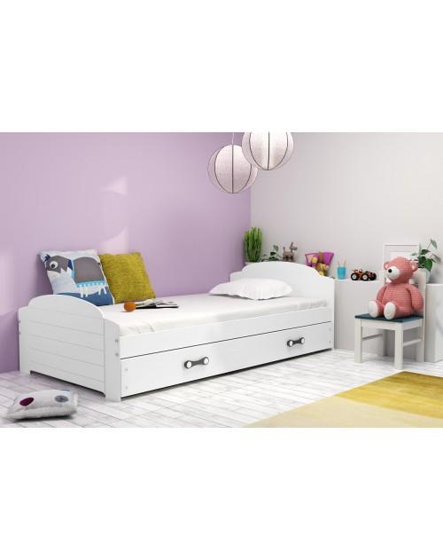 Łóżko 2-poziomowe LILI