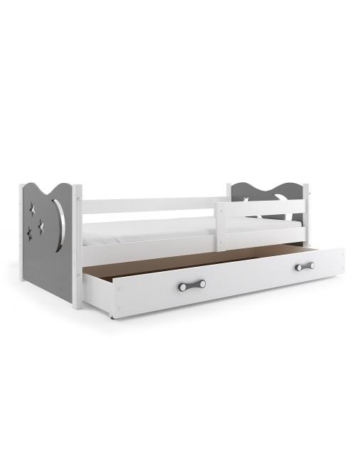 Łóżko 2-poziomowe MIKOŁAJ