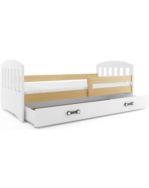 Łóżko parterowe CLASSIC