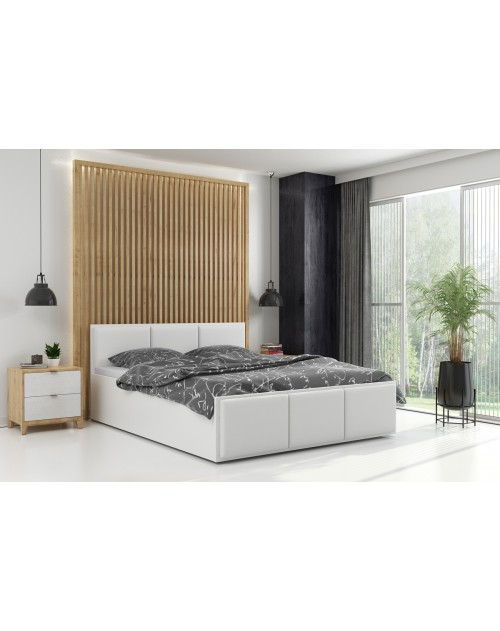 Łóżko PanamaX z tapicerowaniem