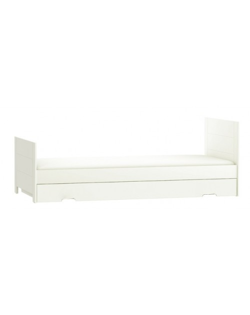 Białe meble Tooli Lofi - Łóżko