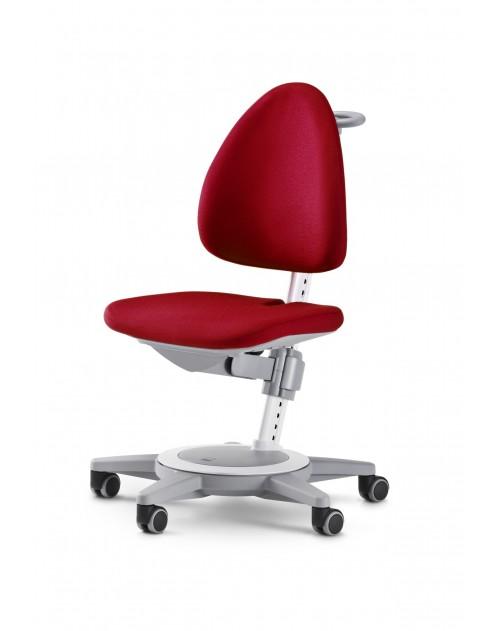 MOLL - Krzesło Maximo White Czerwony