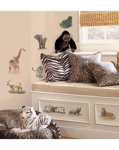 Naklejki - Safari