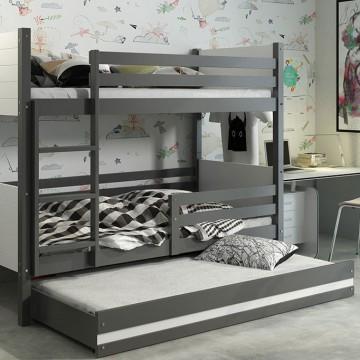 Łóżka piętrowe BMS