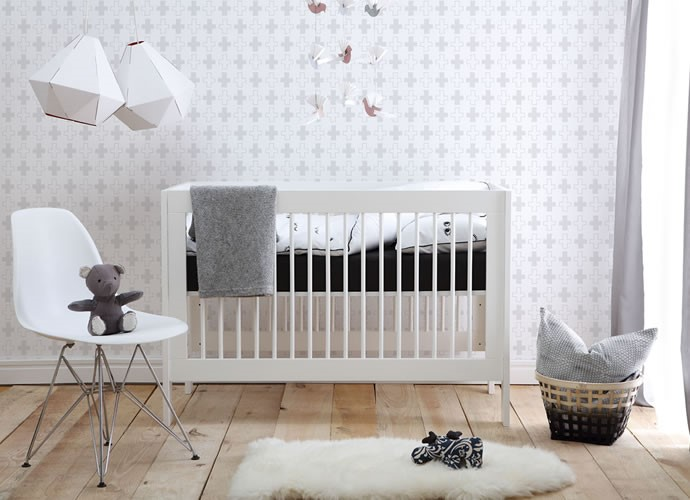 Pinio Basic łóżeczko